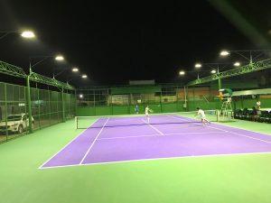 bao gia den led san tennis 4