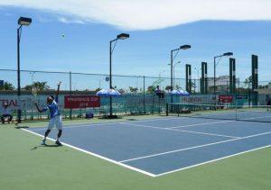 san choi tennis