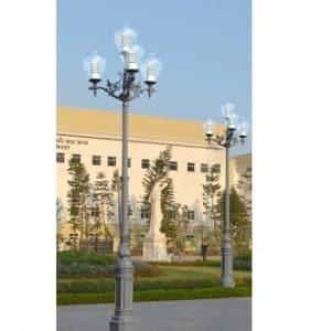 cột đèn trang trí sân vườn tại Hải Phòng