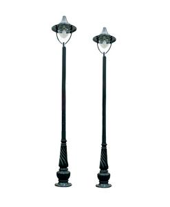 cột đèn banian