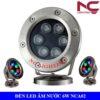 Đèn Led âm nước 6W NCA02