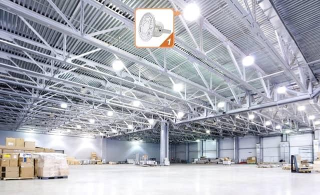 Đèn LED nhà xưởng tại Quảng Ninh