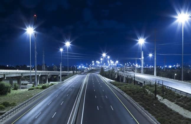 Đèn đường LED tại Ninh Bình