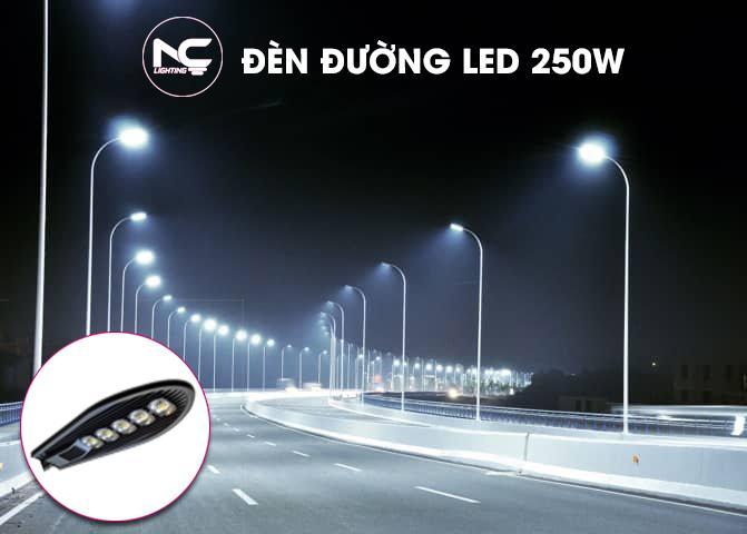 Den LED cao ap 250W