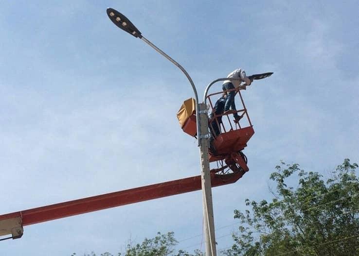 Nguyen nhan chay den duong LED