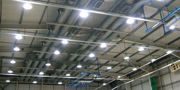 using lighting systems
