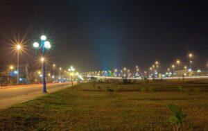 Hệ thống chiếu sáng đường giao thông