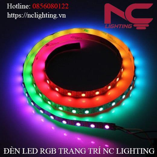 Đèn LED RGB Trang Trí