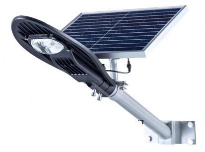 Đèn đường năng lượng mặt trời 50w