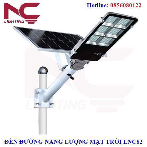 Đèn Đường Năng Lượng Mặt Trời LNC82