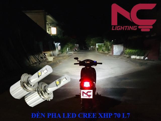 Đèn pha Led Cree XHP 70 L7