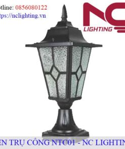 Đèn trụ cổng NTC01