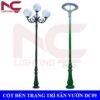 Cột đèn sân vườn DC09