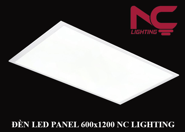 Đèn LED Panel 600x1200