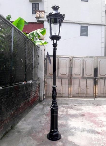 cột đèn dc11