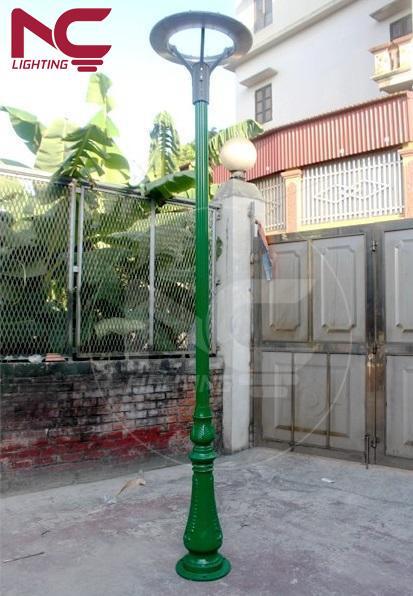 Cột đèn công viên DC09