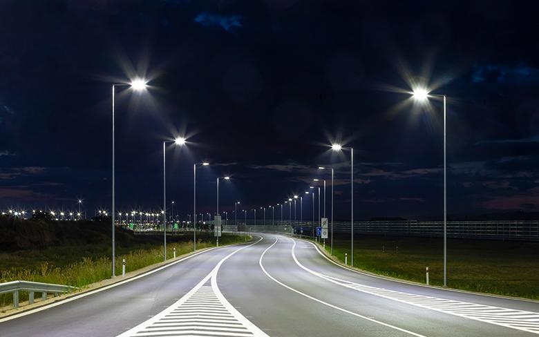 Thiết bị chiếu sáng đường phố LED