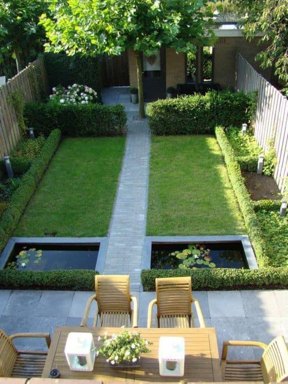 Ý tưởng sân vườn bãi cỏ