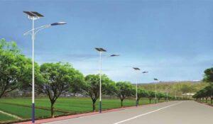 Bạn cần loại đèn đường năng lượng mặt trời nào