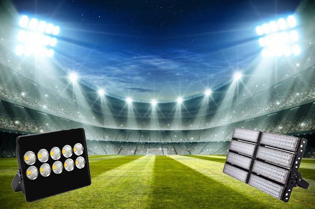 Đèn pha LED sân vận động
