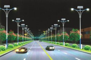 Thông tin về đèn đường LED năng lượng mặt trời